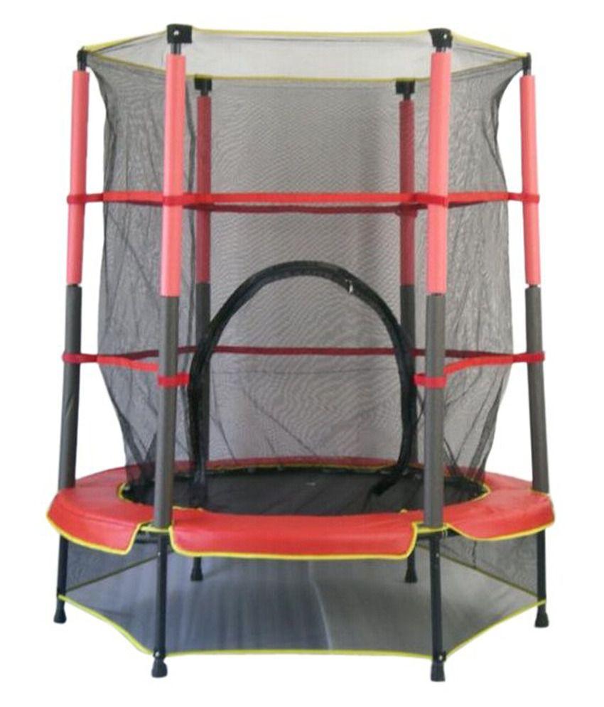 Tara Sales 55 Inchs Trampoline With Safety Net