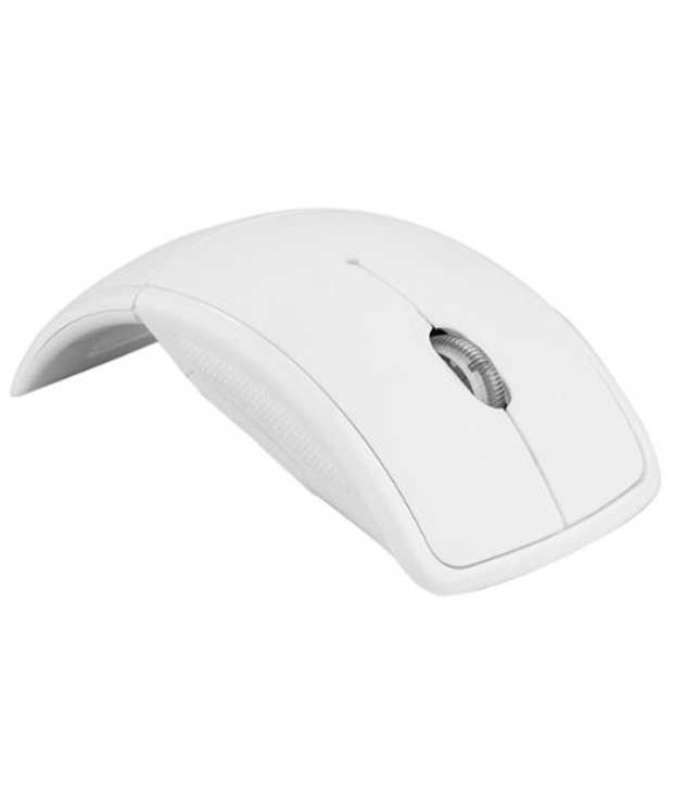 Power Plex H-454 Wireless Mouse White