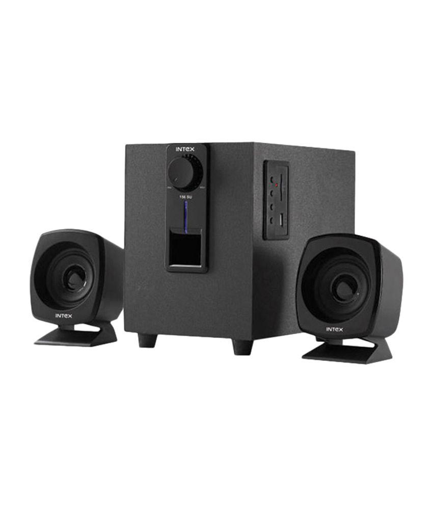 Intex 156 SU 2.1 Computer Speaker