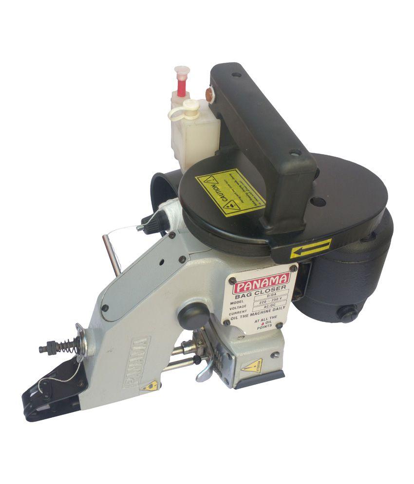 Panama Bag Closer Sewing Machine With Oil Pump D2