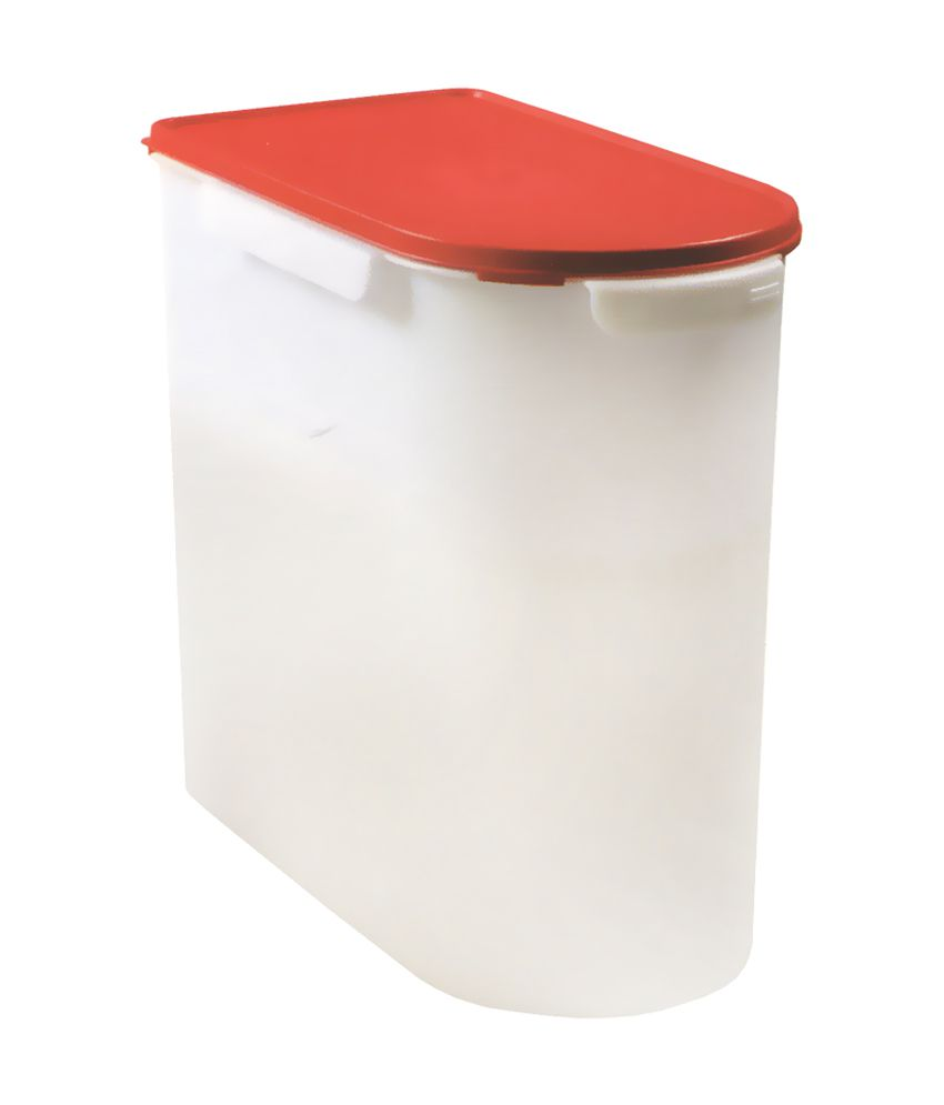 tupperware kitchen storage containers tupperware white plastic container kitchen storage 6393