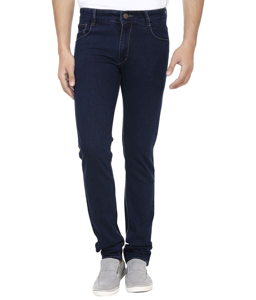 Forever19 Blue Cotton Jeans