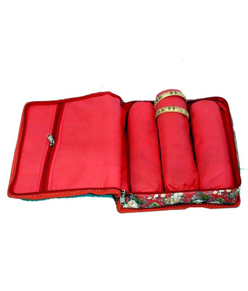 Kuber Industries Bangle Box 3 Rod