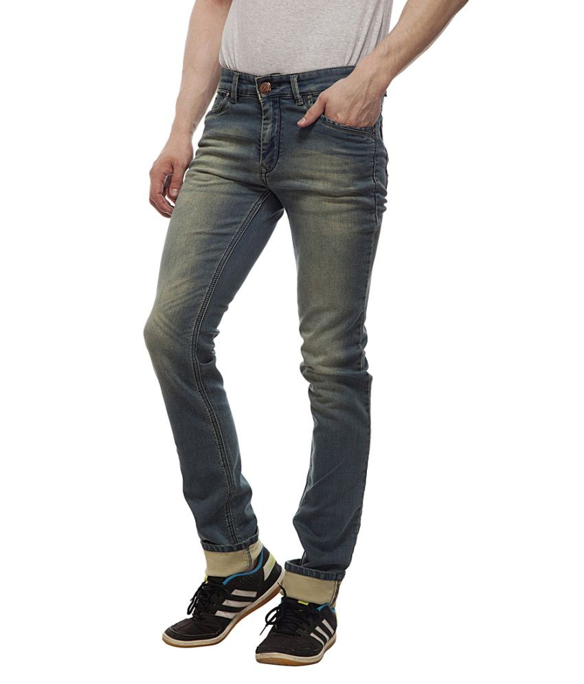 Lacrossejeans Blue Denim Jeans