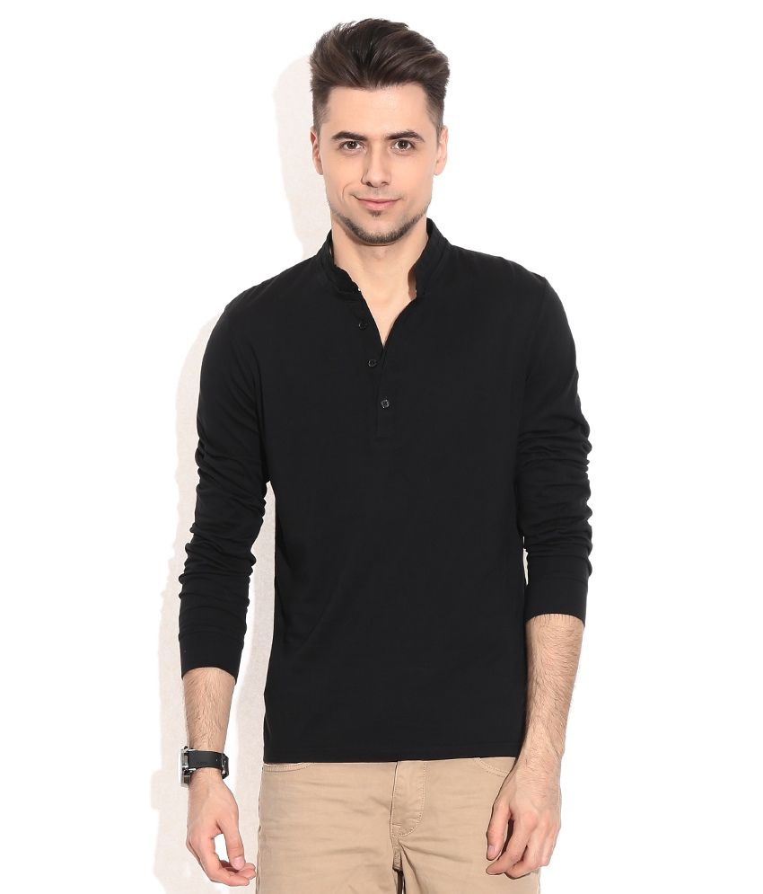 Full Black T Shirt | Is Shirt