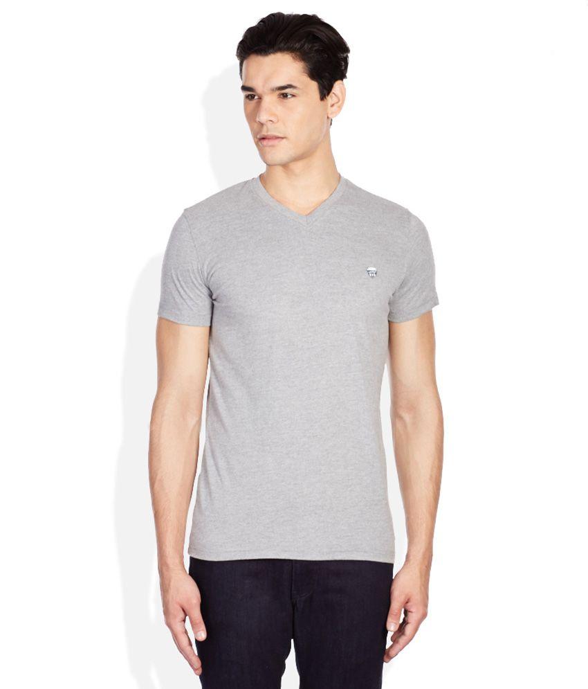 John Players Gray T-Shirt