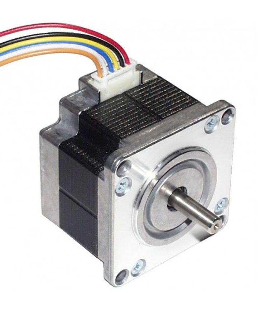 Buy core pc stepper motor 1kg torque online at best price for Stepper motor buy online