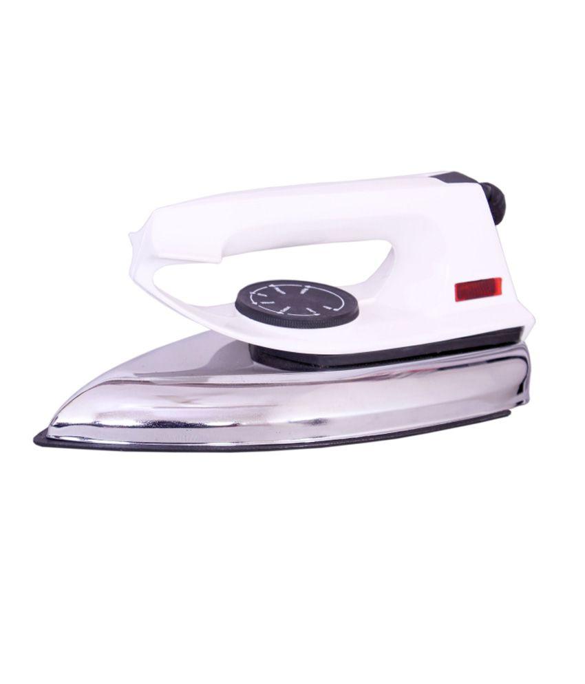 Hotwell Hotwell Regular White Dry Iron Dry Iron White