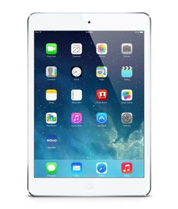 Apple iPad Air 128 GB Wifi + Cellular (Silver)