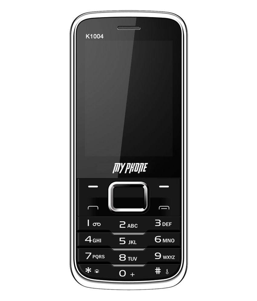 MY Phone GSM Black