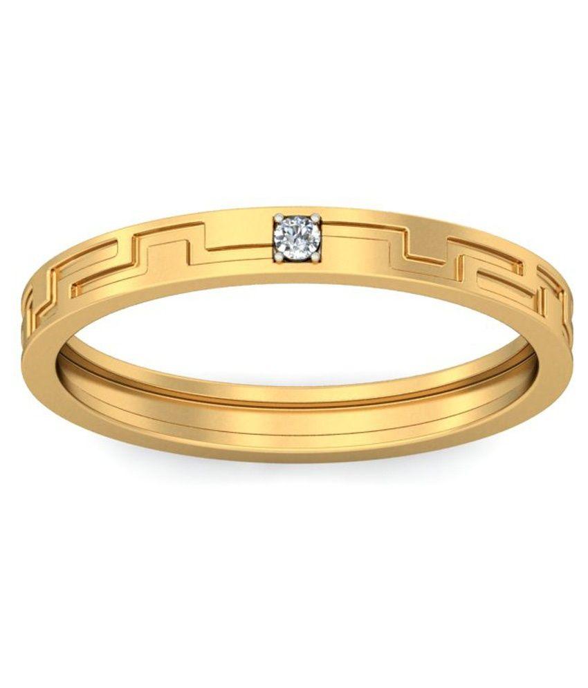 Rang Rasiya 14kt Gold Band Ring