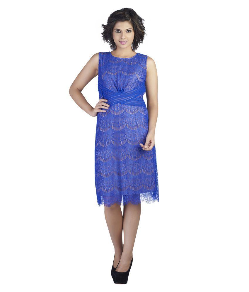 Soie Blue Others Dresses