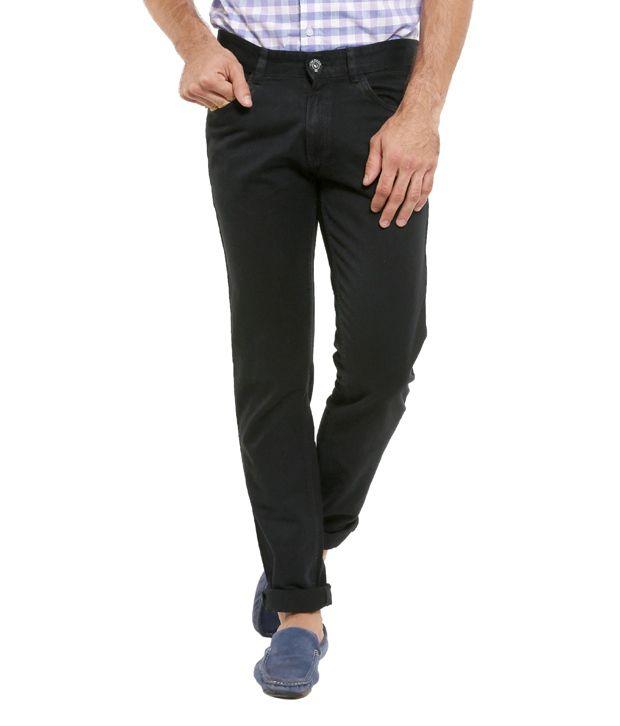 Classic Polo Cotton Slim Fit Casuals Trouser