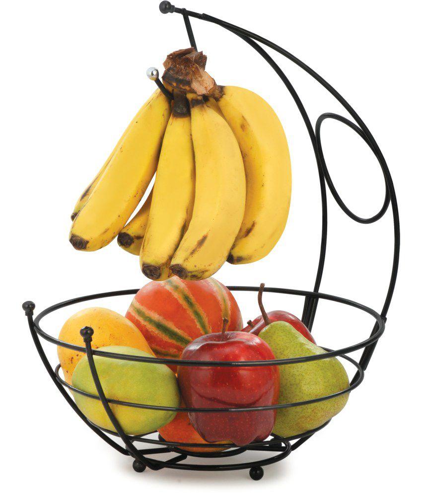 Fruit Basket With Banana Hanger - Best Banana Ideas 2018