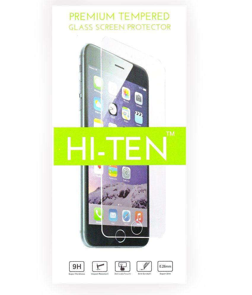 HI-TEN Tempered Glass Screen Protector for Sony Xperia Z 2