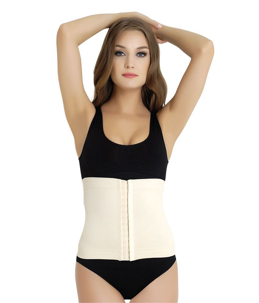 7084689e71 Buy Formeasy Shapewear Black Shapewear Online at Best Prices in India -  Snapdeal