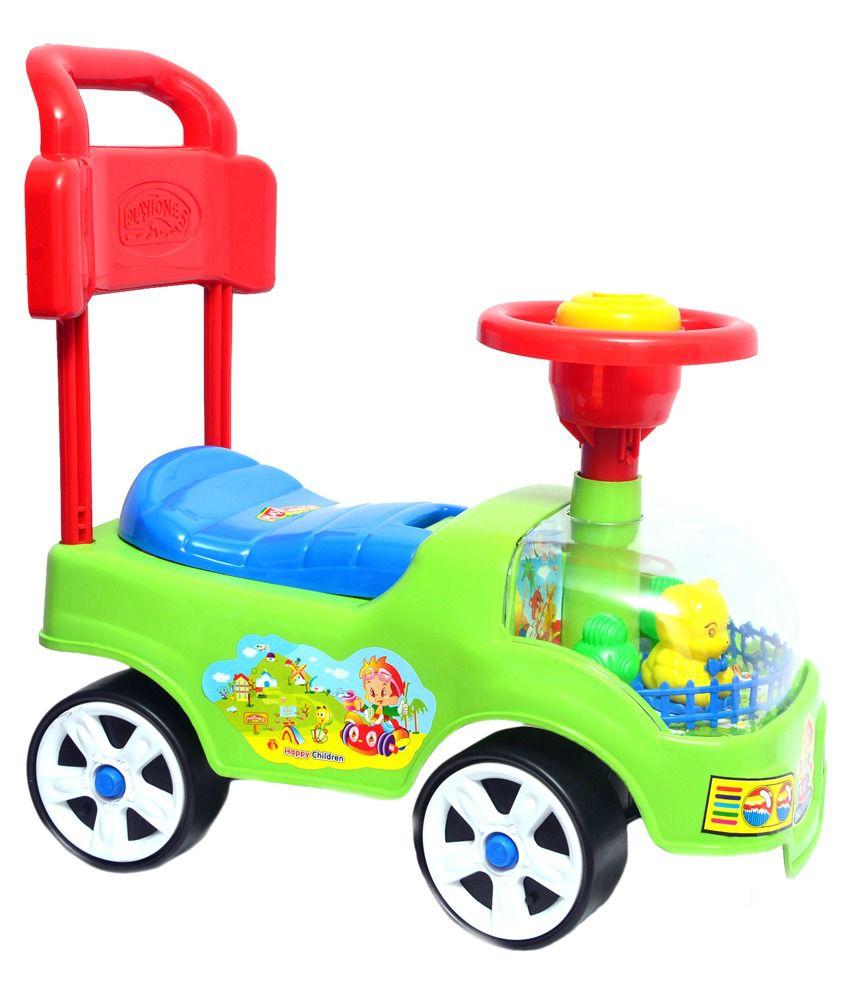 Kidszone Multicolor Baby Rider Buy Kidszone Multicolor