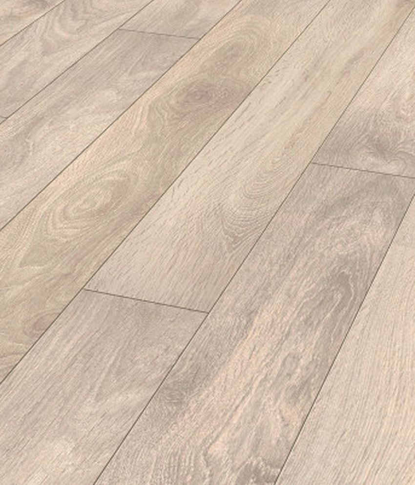 Buy Krono Brown Laminated Wooden Flooring Online At Low