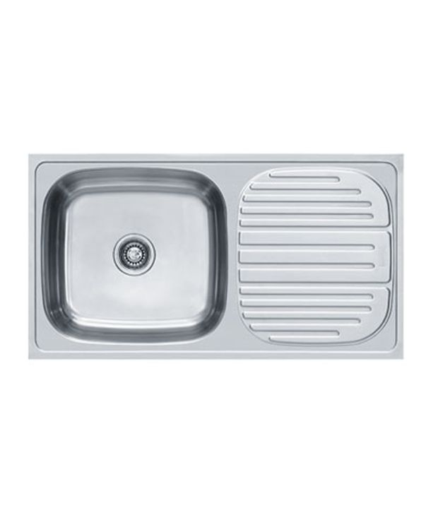 Buy Franke 304 Grade Jindal Stainless Steel Sink Online at Low ...