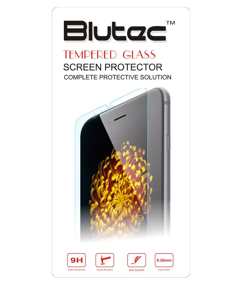Sony Xperia C4 Tempered Glass Screen Guard By Blutec