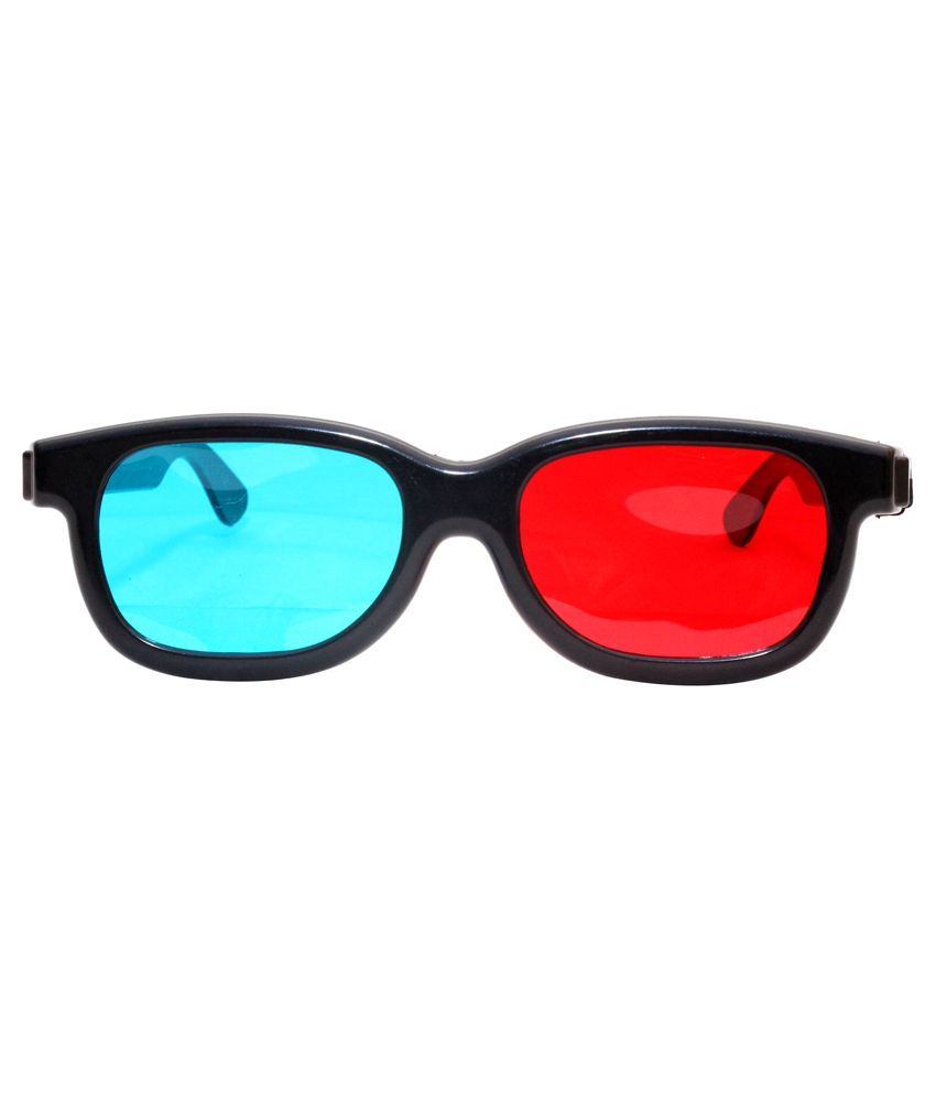 Buy Modern Anaglyph Red Cyan 3D Glasses A70