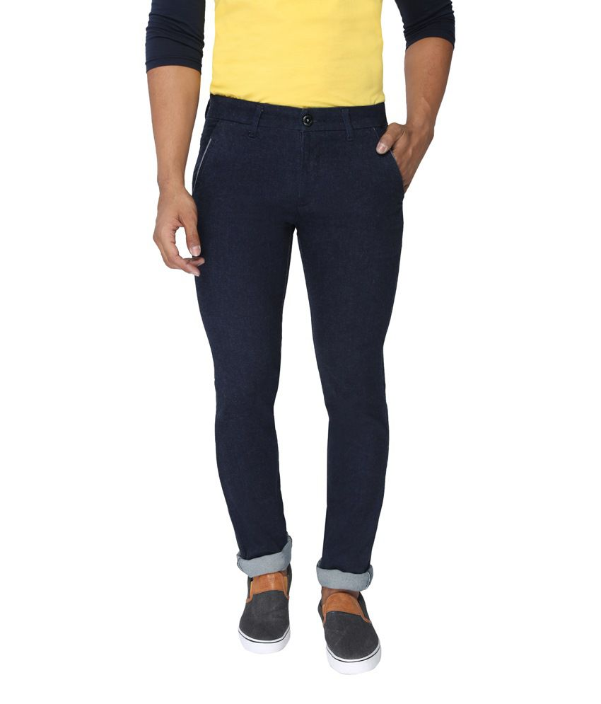 Rican Blue Regular Fit Jeans