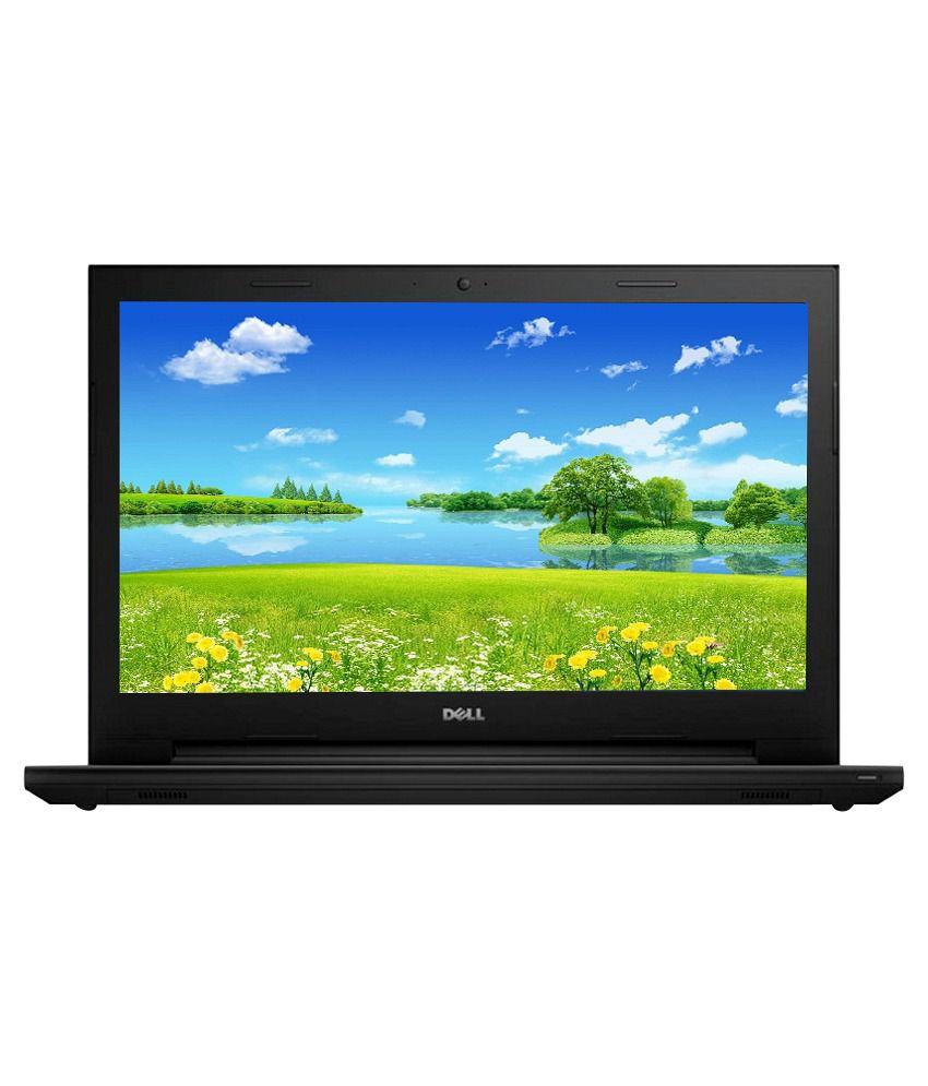 Dell Inspiron 15 3543 Notebook (3543545002SU) (5th Gen Intel Core i5-4GB RAM- 500GB HDD- 39.62 cm (15.6)- Ubuntu-2 GB Graphics) (Silver)
