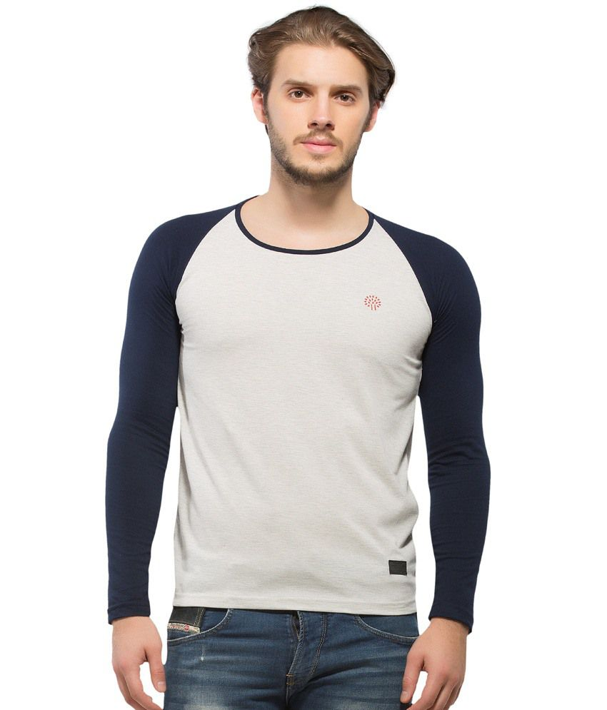 Alan Jones Milange Cotton Full Sleeve Tshirt