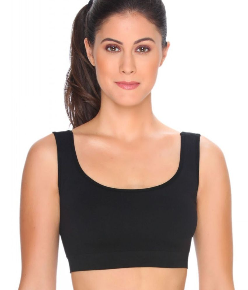 c414be607f229 Buy C9 Black Polyamide Bra Online at Best Prices in India - Snapdeal