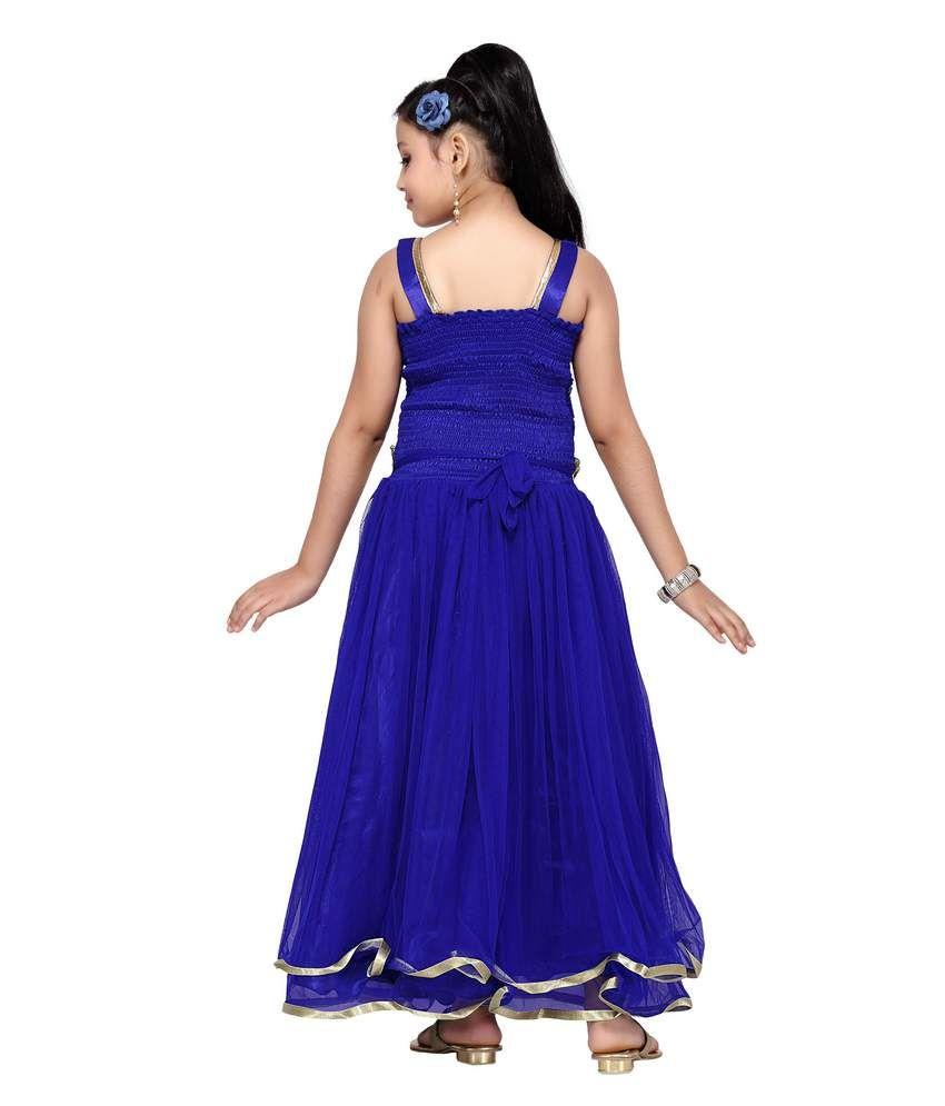 Aarika Girls Party Wear Gown - Buy Aarika Girls Party Wear Gown ...