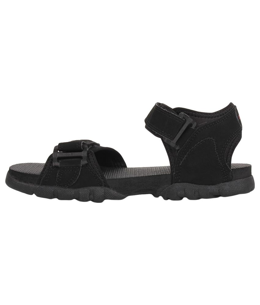 2163f40033aac CIVIK Black Nubuck Floater Sandals CIVIK Black Nubuck Floater Sandals ...