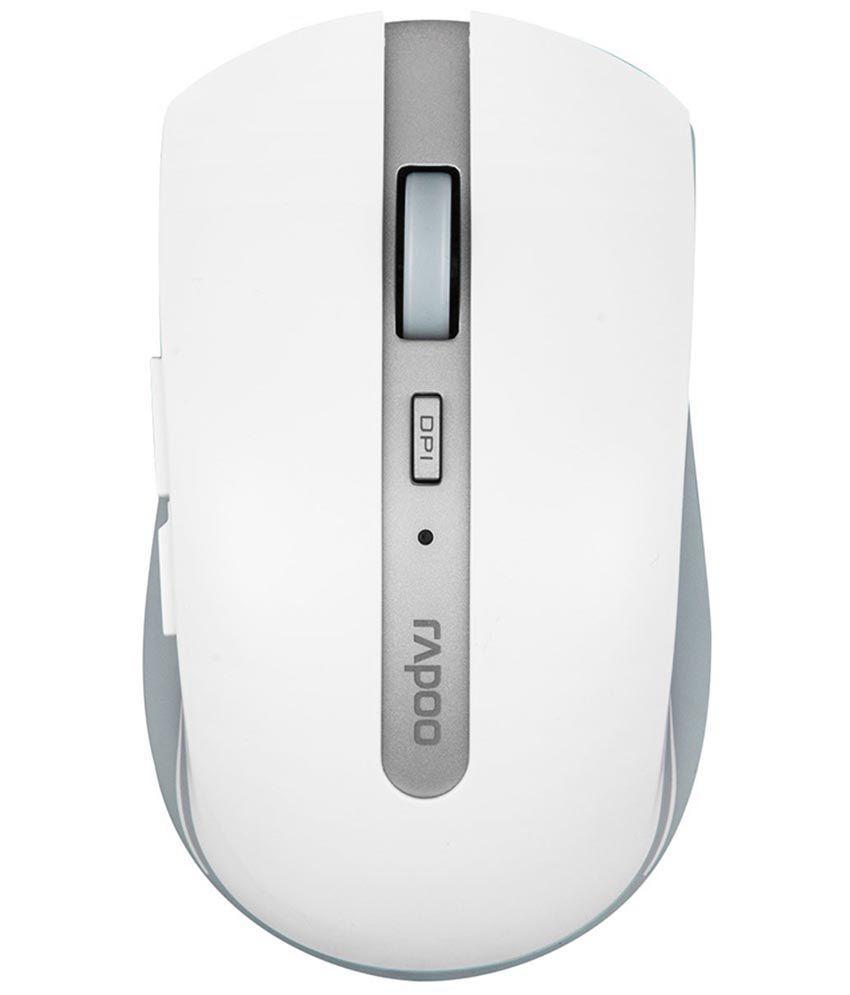 feeb2a9f282 Rapoo 8200P Wireless Keyboard & Mouse Combo - Buy Rapoo 8200P ...