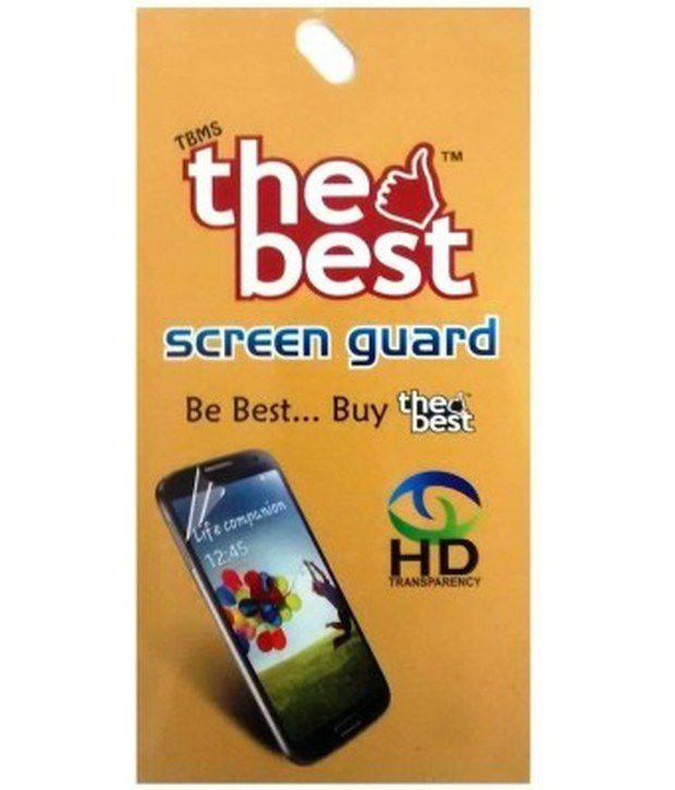 Samsung Core Prime Screen Guard by The Best