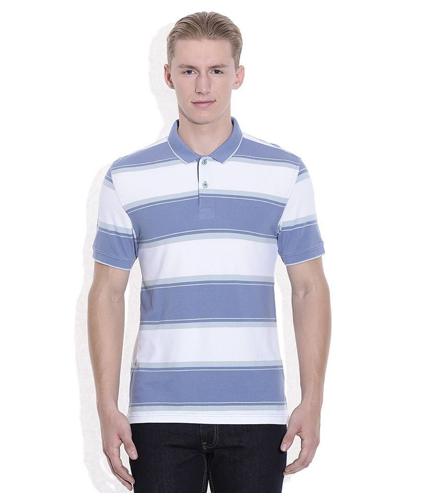 cfc36a63 Levis White Stripers Polo T-Shirt - Buy Levis White Stripers Polo T-Shirt  Online at Low Price - Snapdeal.com