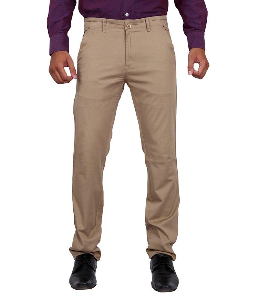 Croff Live Men's Cotton Trousers