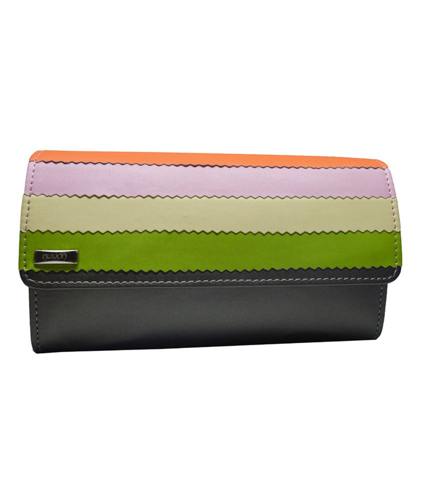 Nuvon Multicolour P.U. Clutch