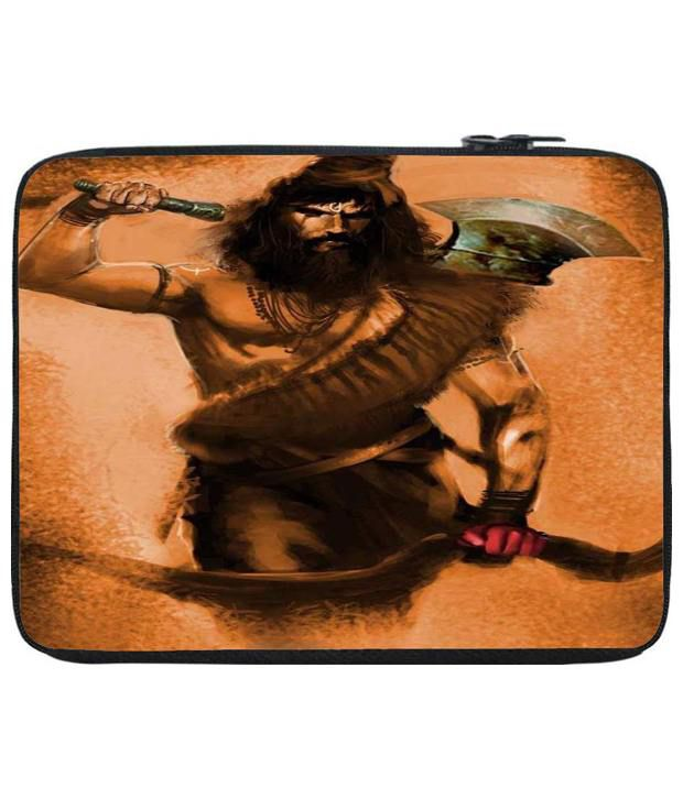 Snoog Brown Laptop Sleeve