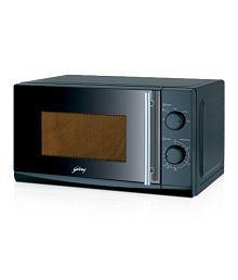 Godrej 20 Ltrs GMX 20SA2 BLM Solo Microwave Oven Black
