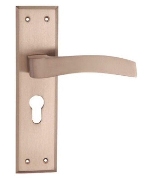 buy ipsa metallic stainless steel ipsa handle lock online at low