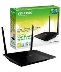 TP-LINK High Power Wireless N Router Wr841hp