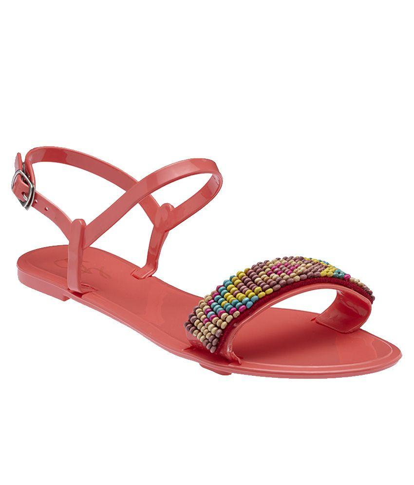 GB Pink Sandals
