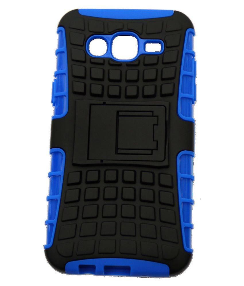 nCase Back Cover For Samsung Galaxy J7-Blue - Buy nCase Back Cover For ...