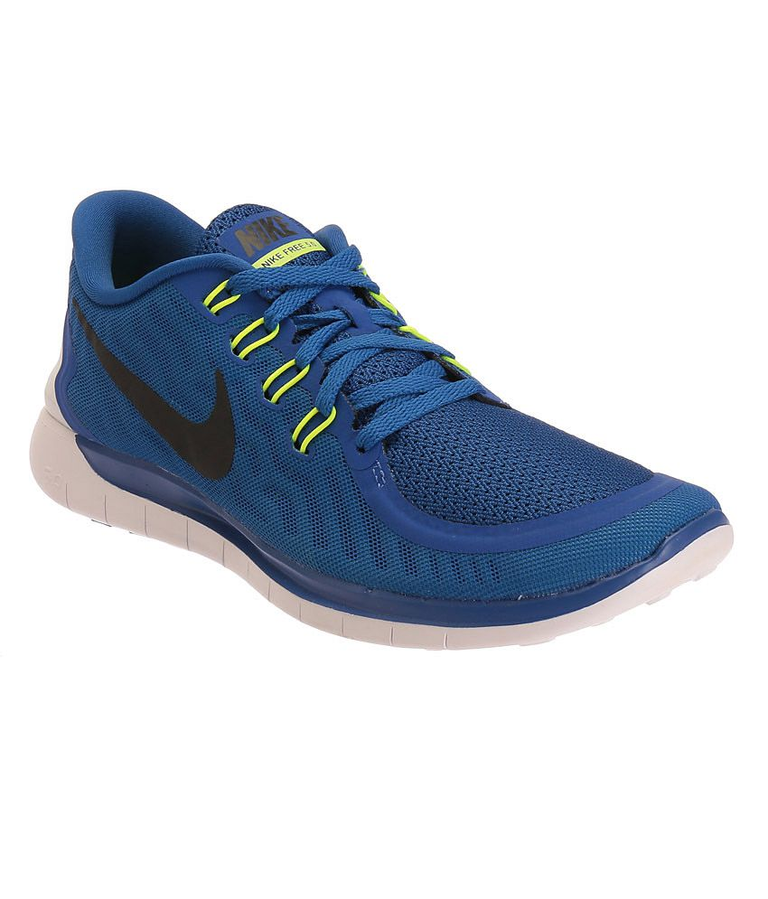 nike free 5 blue and black sports shoes buy nike free 5
