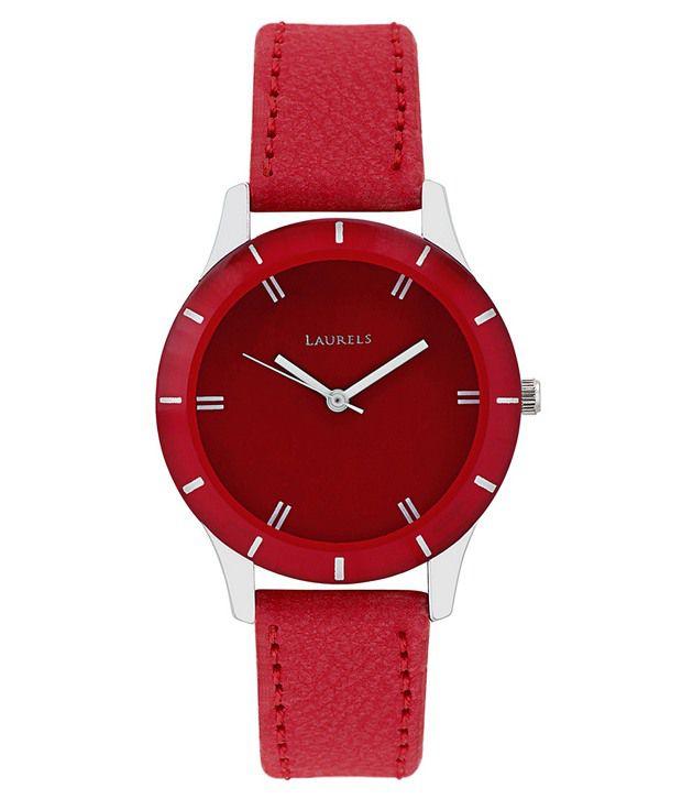 Laurels Colors 11 Women Watch (Lo-Colors-1003)