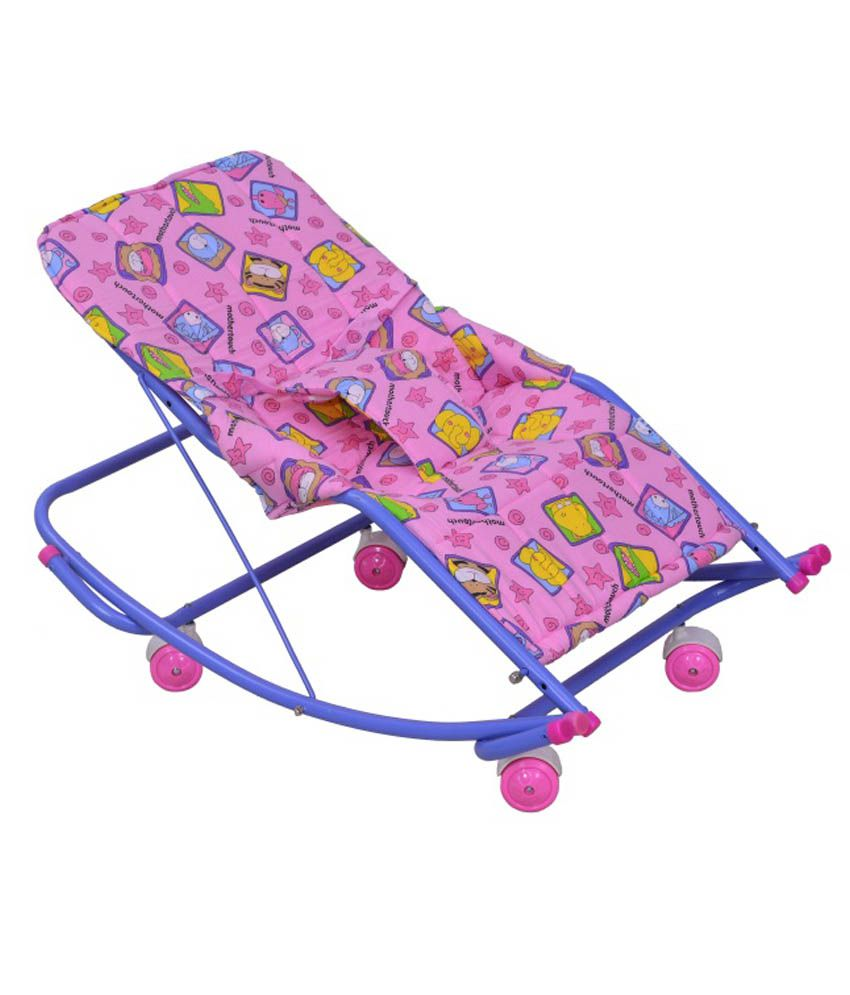 Mothertouch Swing Rocker Pink