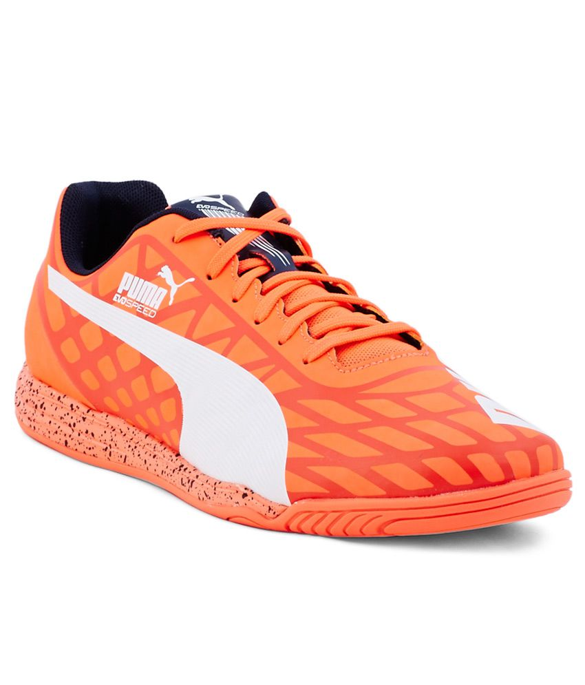 Evospeed Star Iv- Orange sneakers