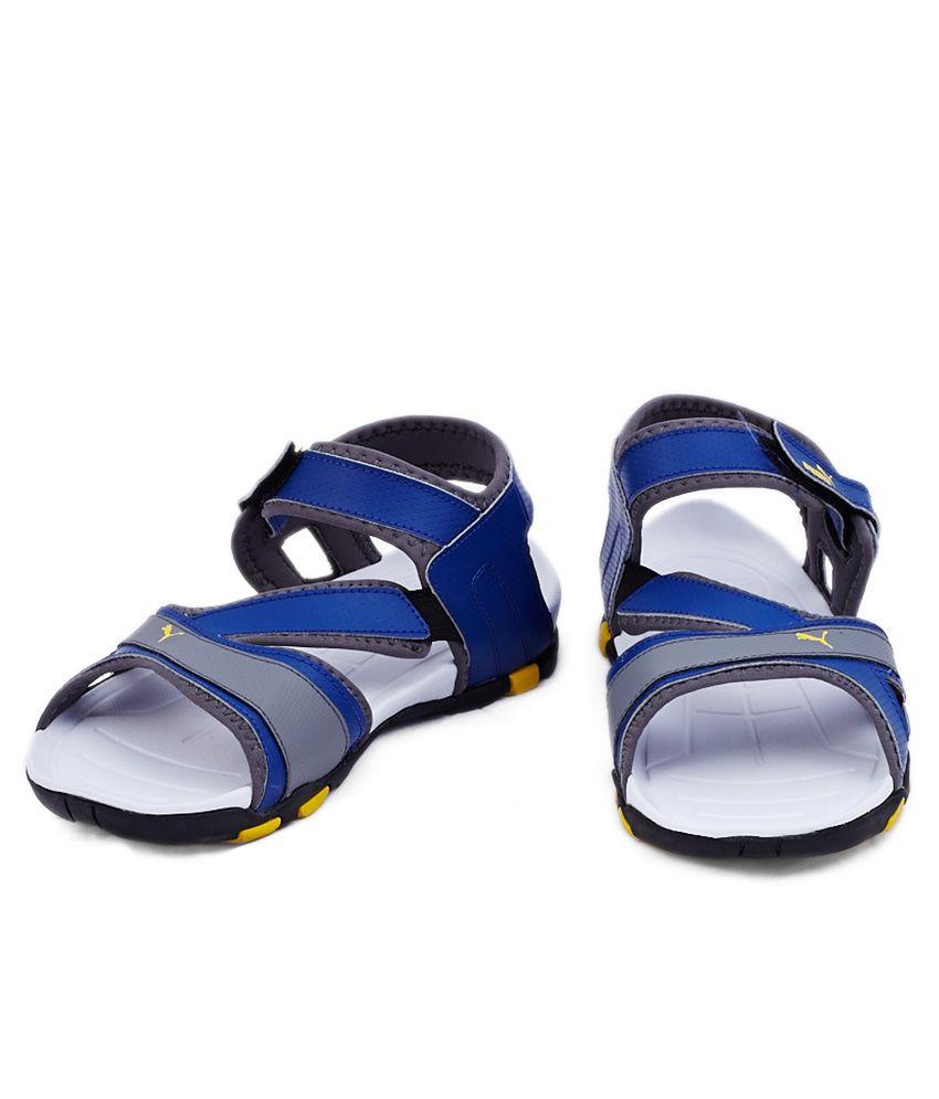 dd5dc20fd299 Puma Gadwall Ii Blue Floater Sandals Puma Gadwall Ii Blue Floater Sandals  ...