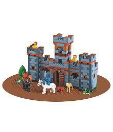 Peacock Castle Construction Set