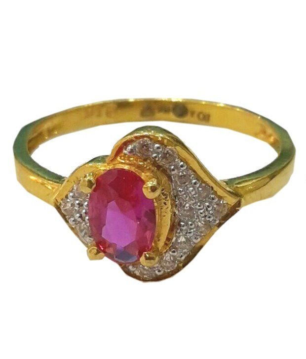 Omkar Jewellers 22Kt Gold Ring