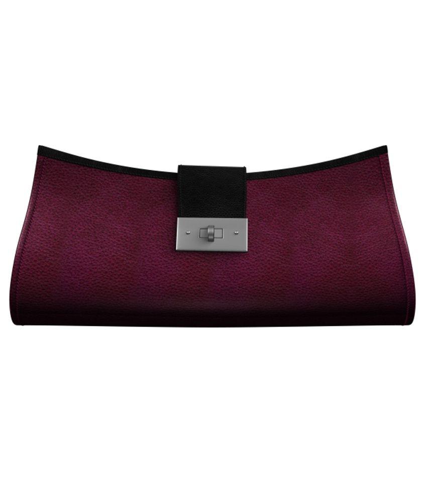 Zsoss ZPPLNB019S Purple Clutch
